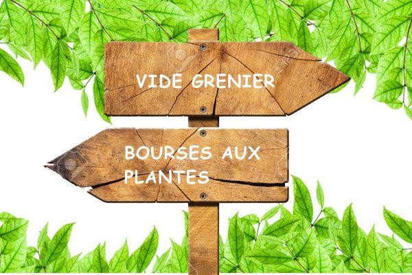 Vide-Grenier et bourse aux plantes